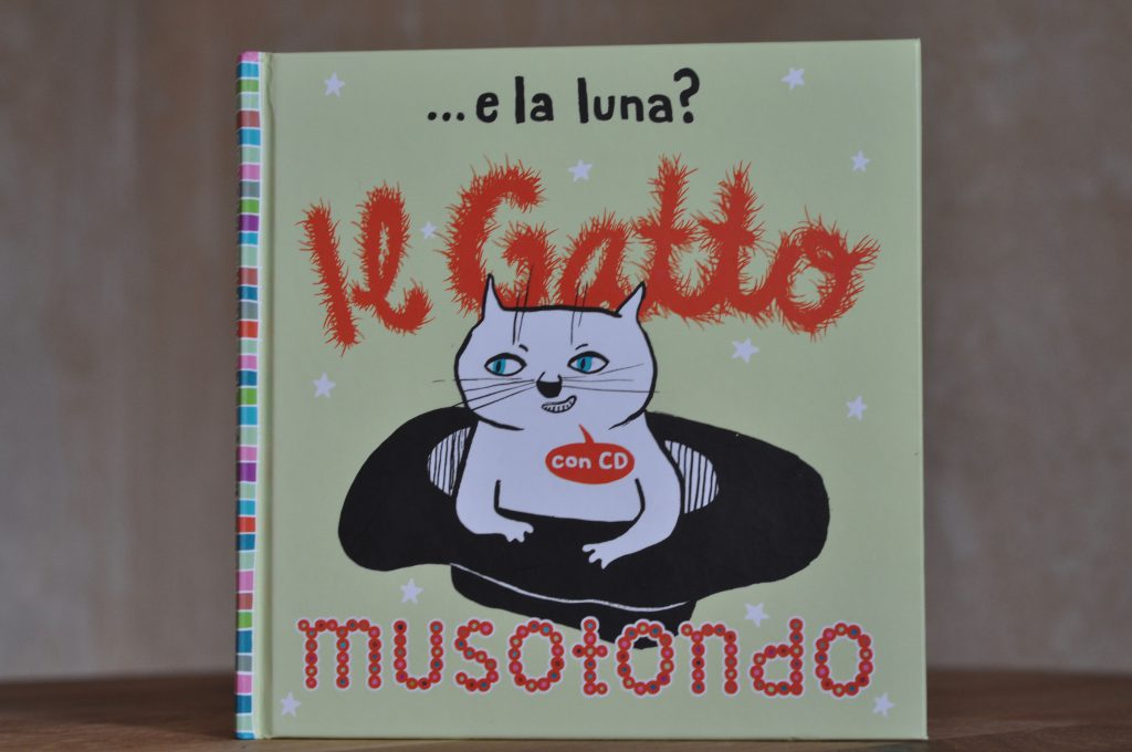 CD Cover Gatto