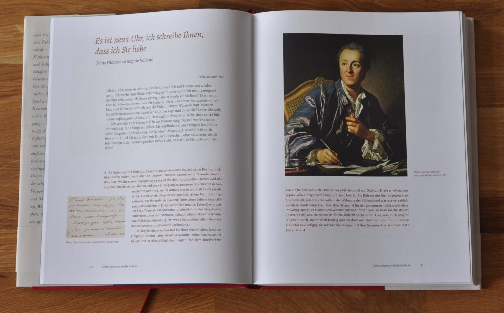 Diderot Brief